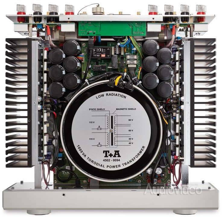 Новый интегральный усилитель T+A PA 3100 HV