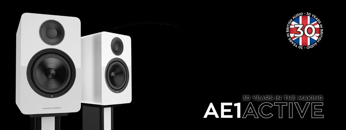 Acoustic Energy отмечает 30-летний юбилей компании