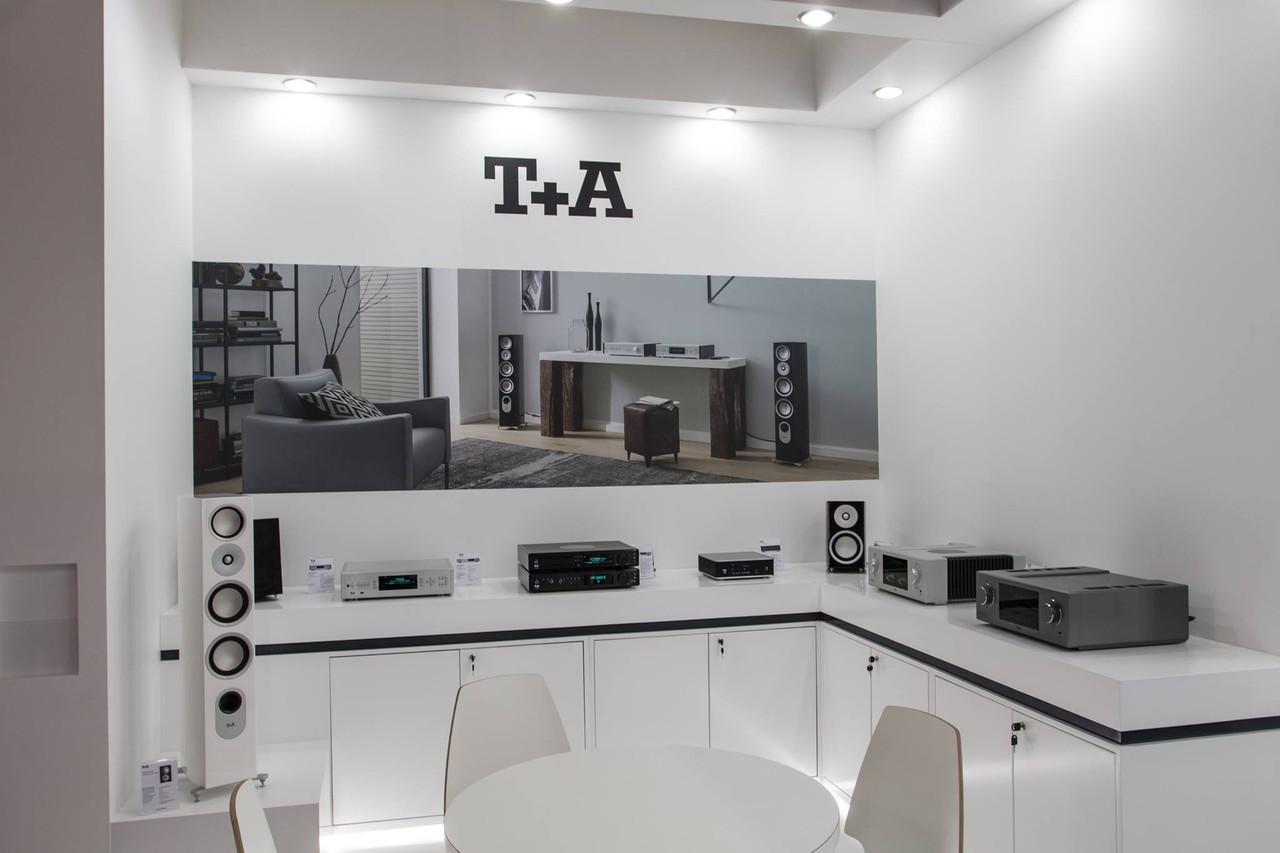 T+A High Voltage на ISE 2017