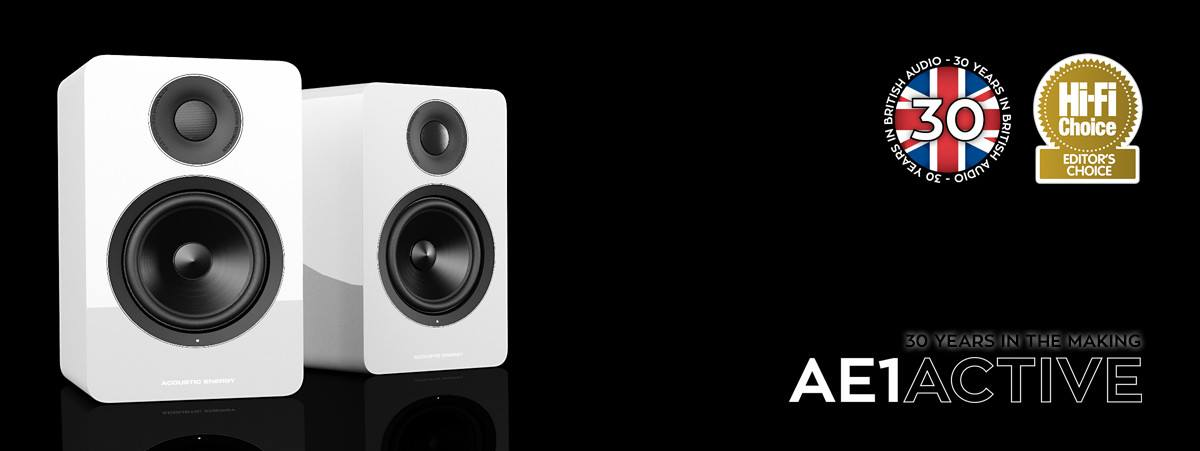 Acoustic Energy AE1 Active