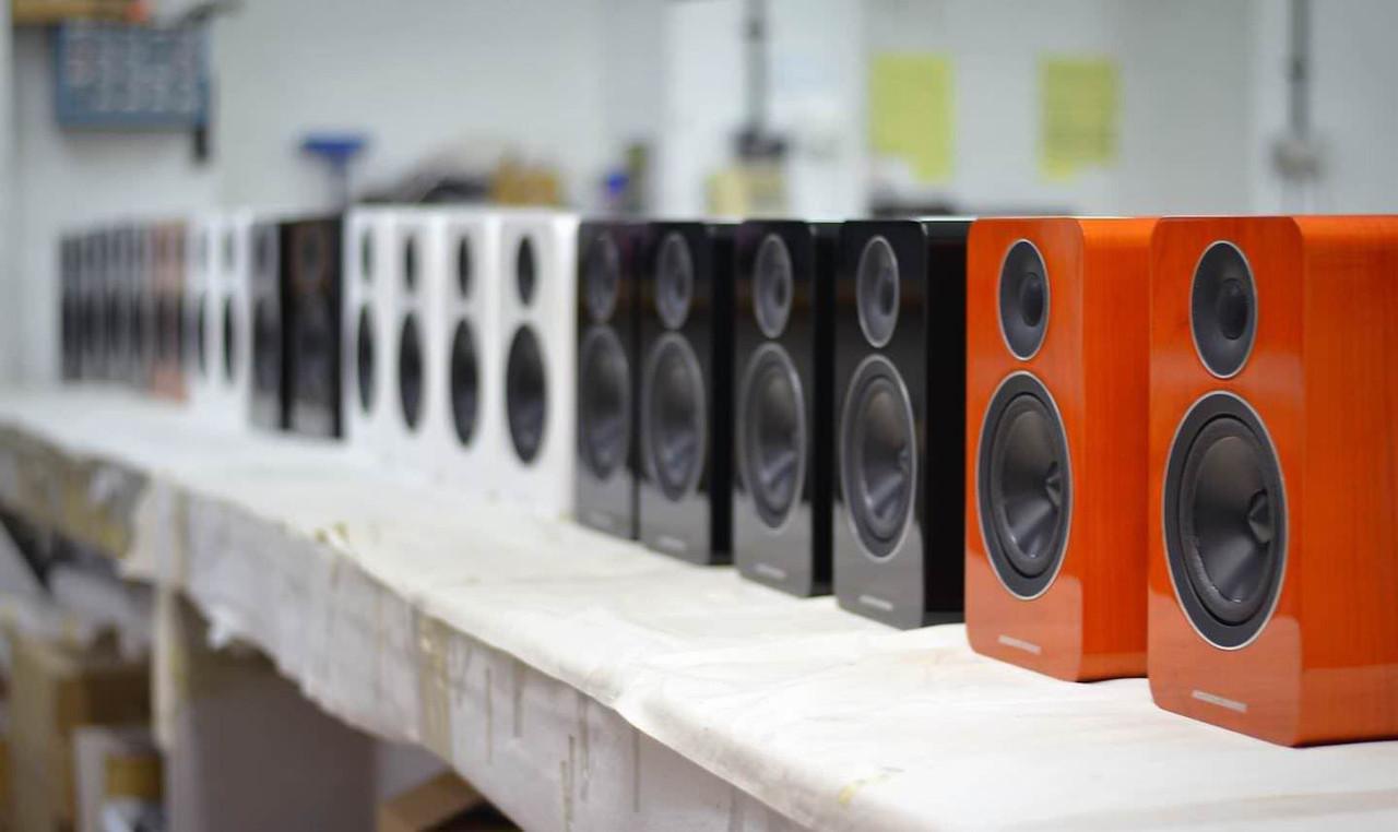 Полочники Acoustic Energy Active 1 готовы к отправке