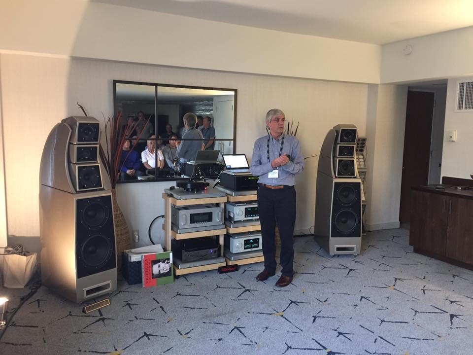 T+A PA 3100 HV в паре с акустическими системами Wilson Audio Alexx