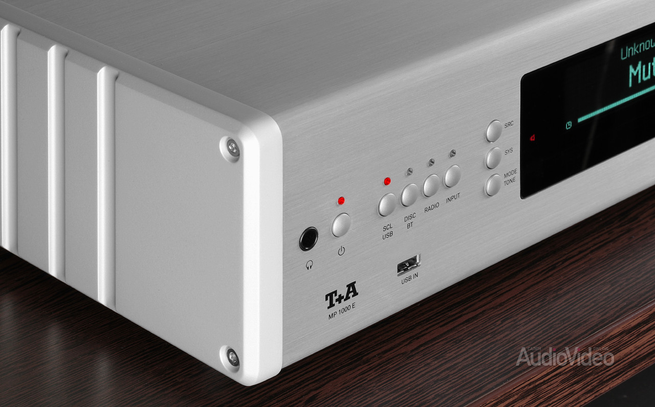 T+A MP 1000 E