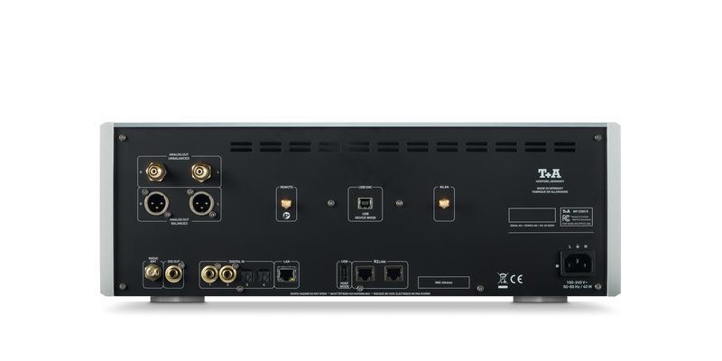 T+A MP 2500 R