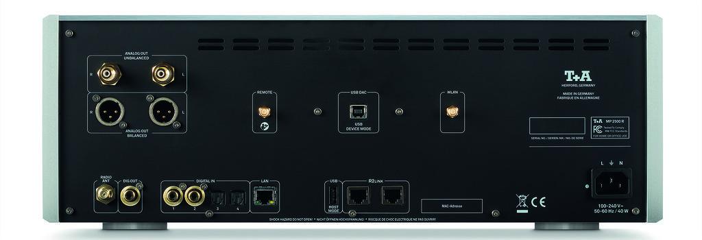T+A MP2500R