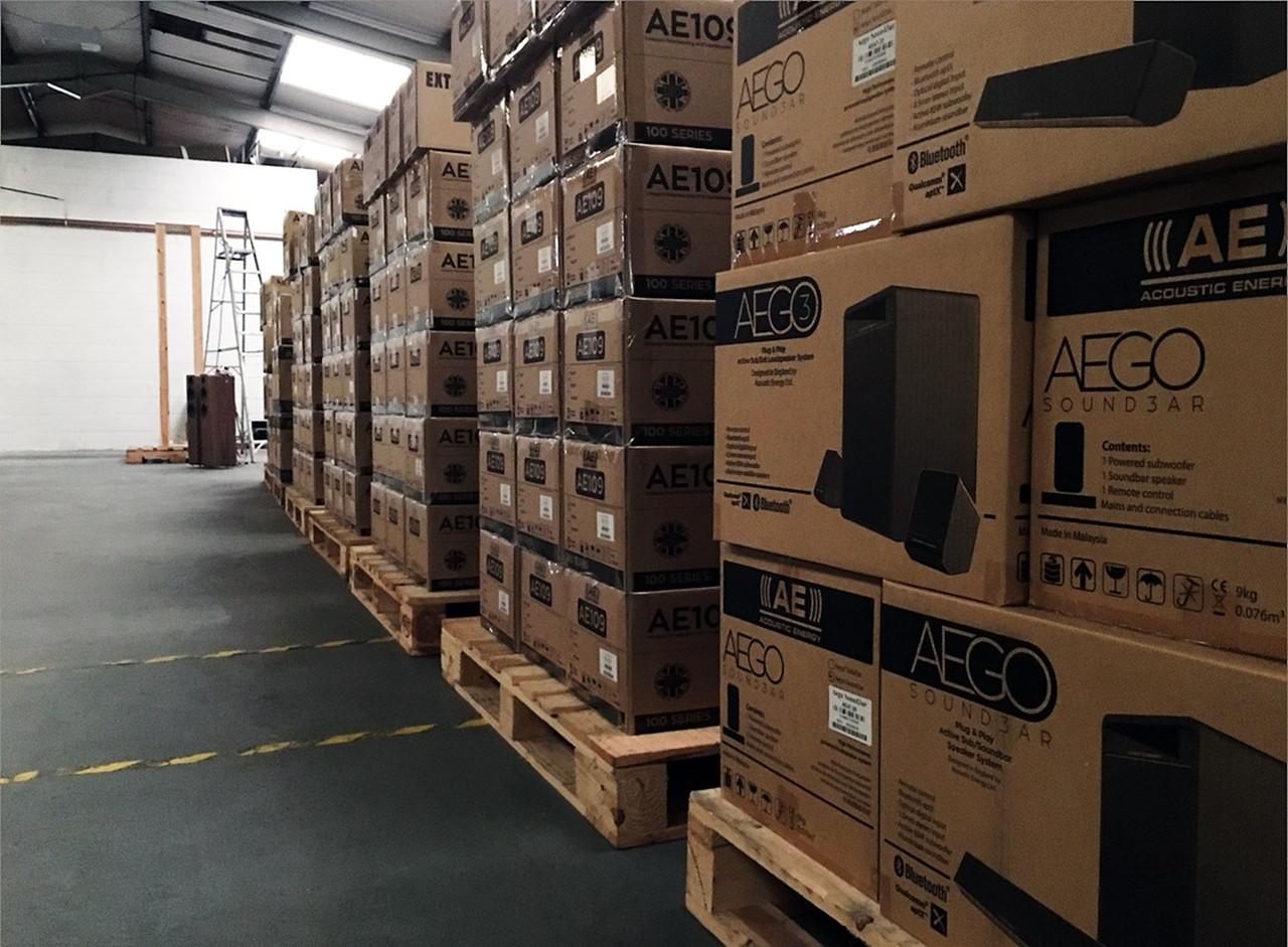 Acoustic Energy AE100, AE109, AE1 ACTIVE, BT2