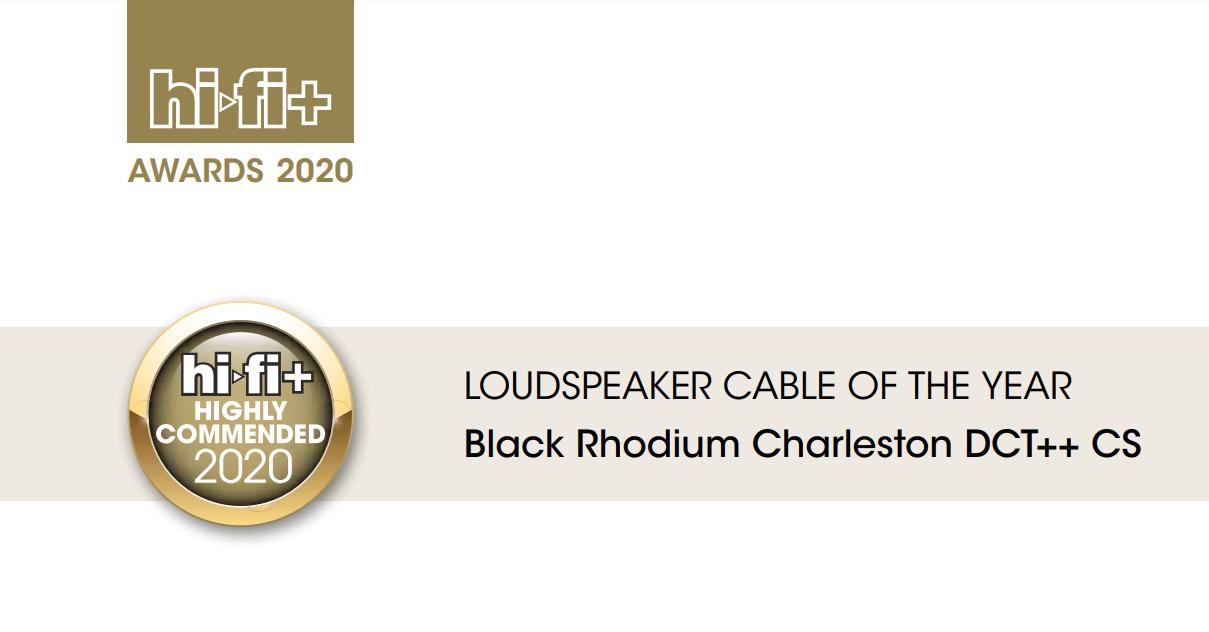 Black Rhodium Charleston DCT++ CS